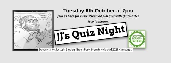 JJs Quiz Night